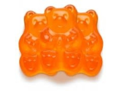 Albanese Albanese Orange Gummi Bears 5 lb bag