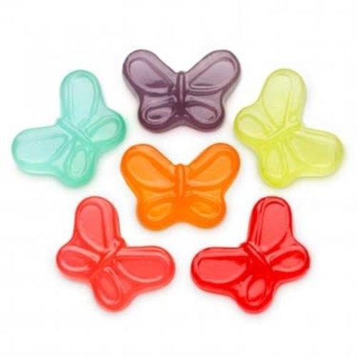 Albanese Albanese Mini Gummi Butterflies 5 lb bag