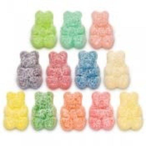 Albanese Albanese Sour Gummi Bears 4.5lb