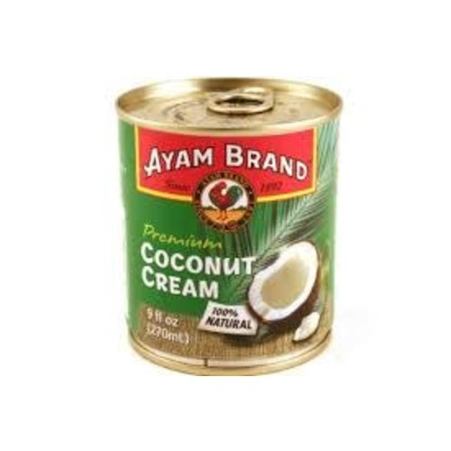 Ayam Ayam Coconut Cream 9 Ounce Can