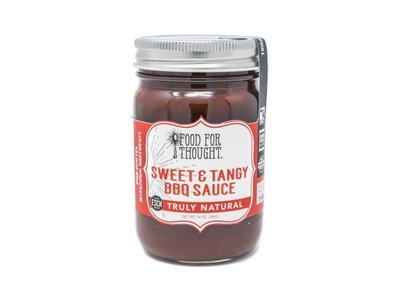 Food For Thought Food For Thought Sweet & Tangy BBQ Sauce