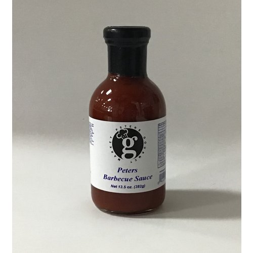 Peters Original BBQ Sauce 13.5 oz