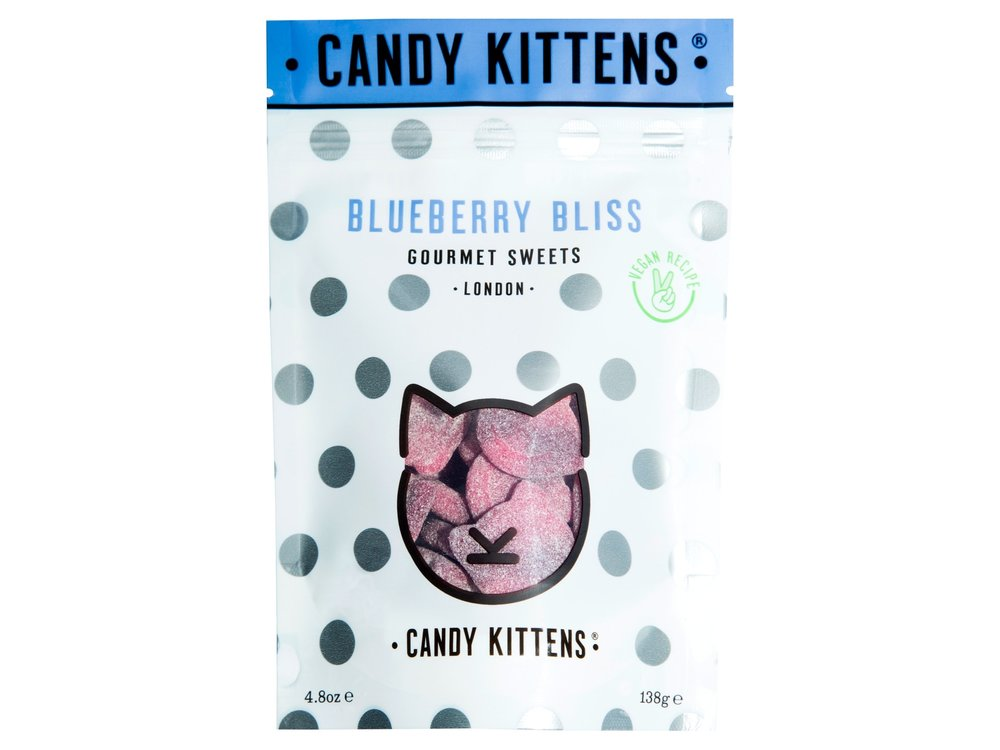 Candy Kittens Blueberry Bliss 3.8 oz bag