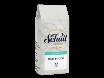 Schuil Schuil Dulce De Leche 12 oz Whole Bean