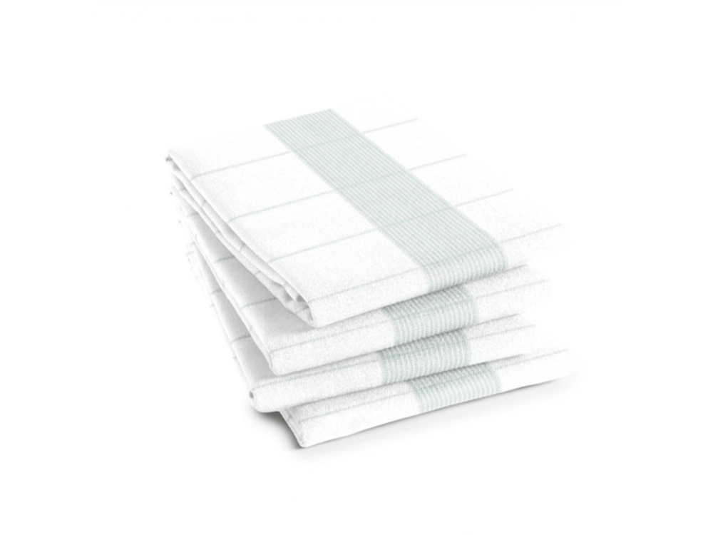 DDDDD DDDDD Organic Jura Fog/Mist Tea Towel 24x25 inch -Discontinued Pattern