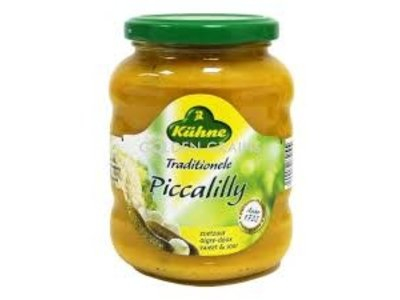 Kuhne Piccalilly 12 Oz Jar