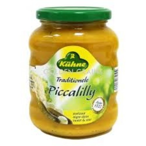 Kuhne Piccalilly 12 Oz Jar