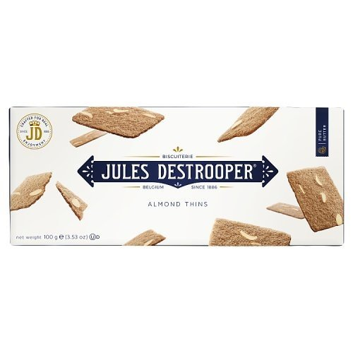 Destrooper Destrooper Almond Thins 3.35 oz box