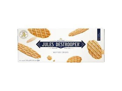 Destrooper Destrooper Waffle Butter Crisp Cookies 3.5 oz box