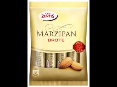 Zentis Zentis Marzipan Mini Bars 3.5 Oz