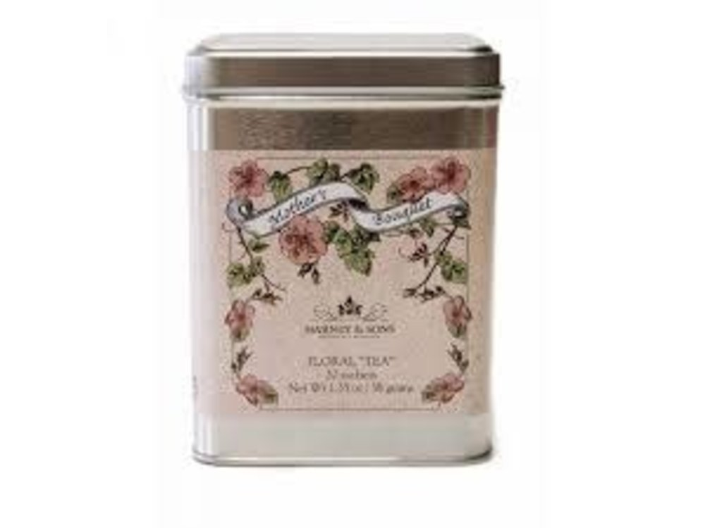 Harney & Son V D/C   Harney & Sons Mother's Bouquet Floral Tisane 20 Ct Tin