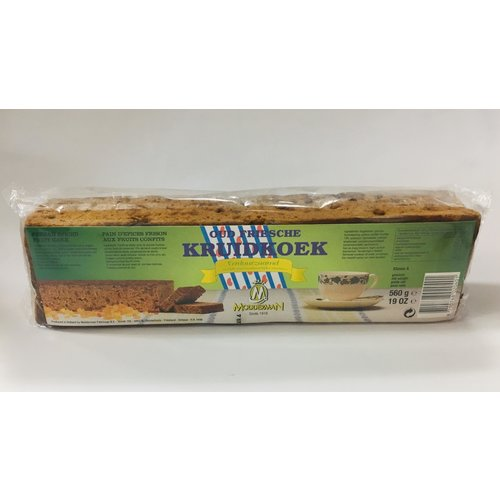 Modderman Modderman Frisian Spice Cake 19 oz