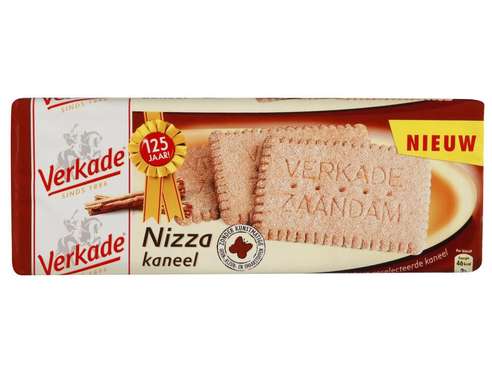 Verkade Verkade Cinnamon Nizza Biscuits 8.4 oz