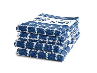 DDDDD DDDDD Dutchie Blue Hand Towel
