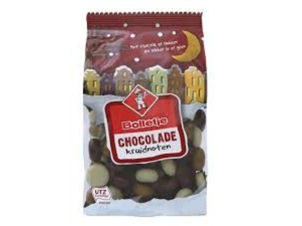 Bolletje Bolletje Mixed Chocolate Kruidnoten 11 oz