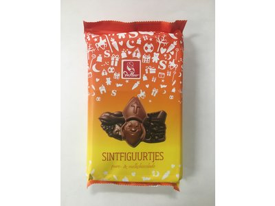 De Heer De Heer Milk & Dark Chocolate Sint Figures 5.2 oz