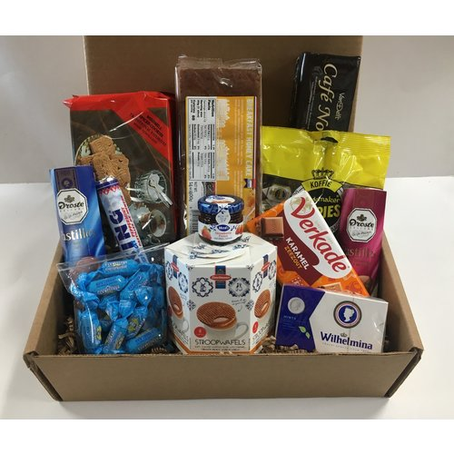 Gift Basket Dutch Sweets Gift Box