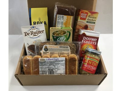 Gift Basket Dutch Pantry Gift Box