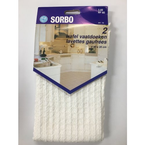 Sorbo Sorbo Wafel Clothes 2 Pack