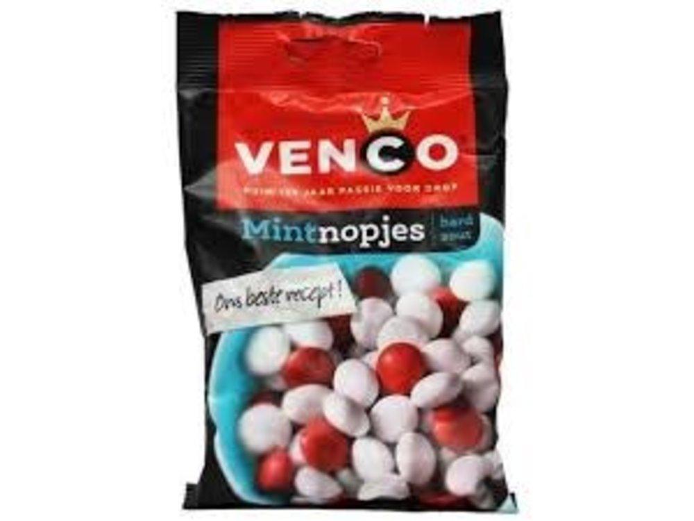 Venco Venco Mint Nopjes Drops  6.1 oz Bag - 173g