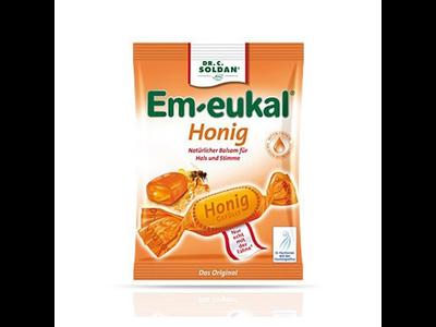 Em-eukal Honey Em-eukal by Dr. Soldan 1.8oz Bag 20/cs