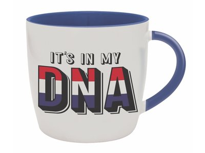 It's In My DNA White Mug
