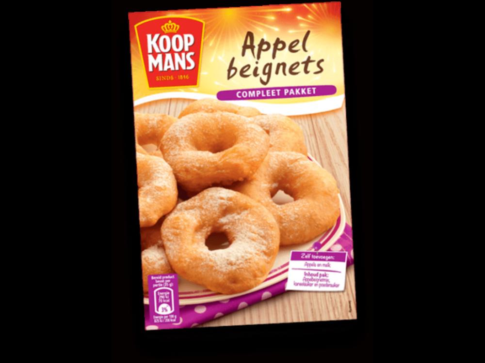 Koopmans Koopmans Apple Beignets (flappen) Mix 7.5 oz