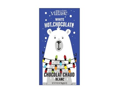 Gourmet du Village Retro Polar Bear Cocoa Packet 1.2 Oz