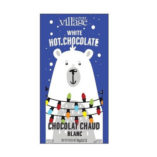 Gourmet du Village Retro Polar Bear Cocoa Packet 1.2 Oz