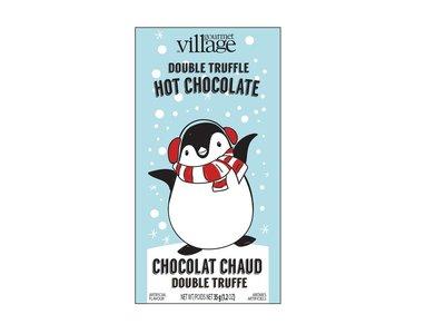 Gourmet du Village Retro Penguin Cocoa Packet