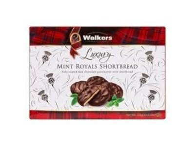 Walkers Walkers  Chocolate Mint Royals 5.3 oz Box