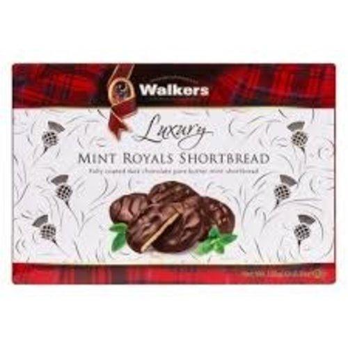 Walkers Walkers  Chocolate Mint Royals 5.3 oz Box