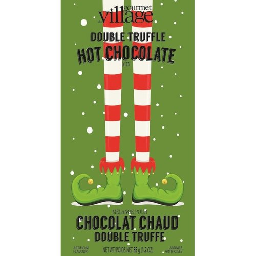 Gourmet Village Elf Cocoa Packet 1.2 Oz