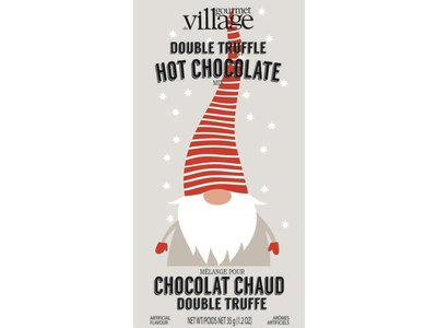 Gourmet du Village Gnome Double Truffle Cocoa Mix 1.2 oz