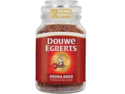 Douwe Egberts Douwe Egberts Instant Aroma Rood coffee 7 oz jar