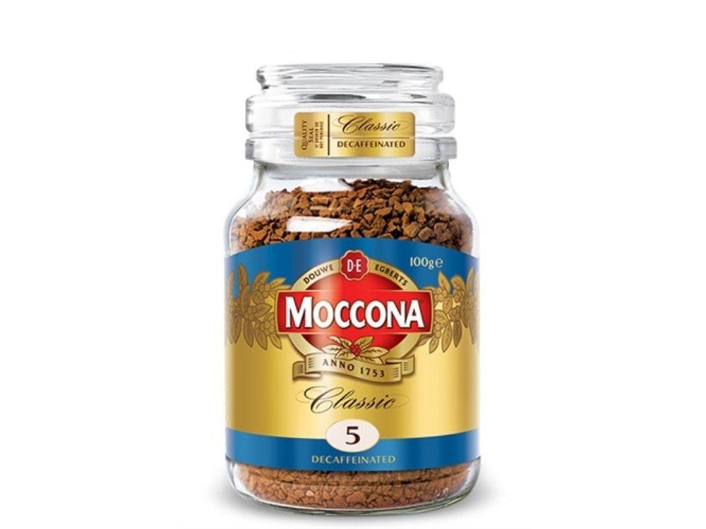 Douwe Egberts Douwe Egberts Moccona Instant Decaf Coffee 3.5 oz jar