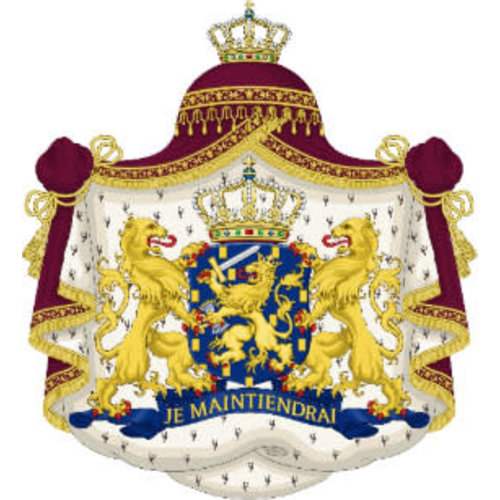 Netherlands Coat of Arms sticker