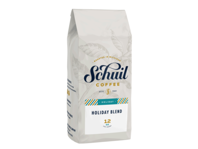 Schuil Schuil Holiday Blend Ground Coffee 12 oz