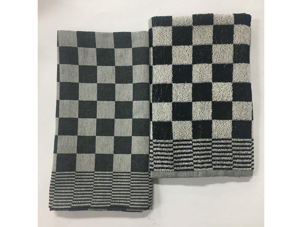 DDDDD DDDDD Dove Barbecue Black Tea & Hand Towel Set
