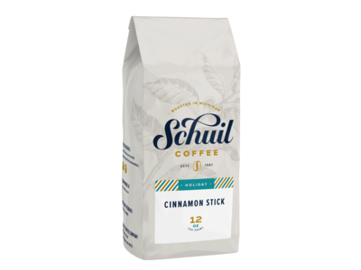 Schuil Schuil Cinnamon Stick Ground Coffee 12oz