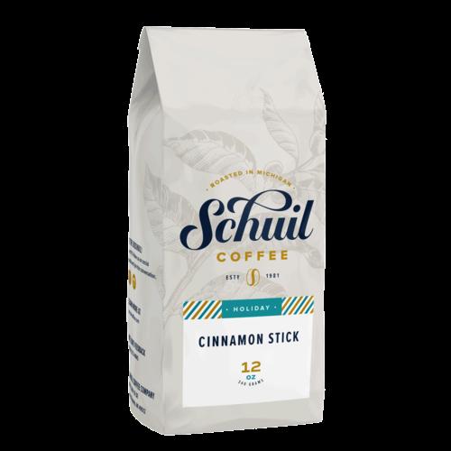 Schuil Schuil Cinnamon Stick Ground Coffee 12oz