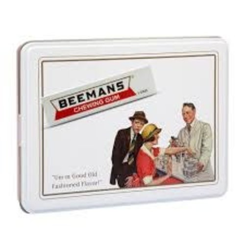 Beemans Beemans Gum Gift Tin 10 packs
