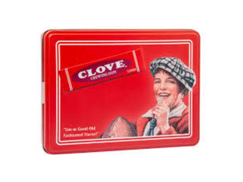 Beemans Clove Gum gift tin 10 packs