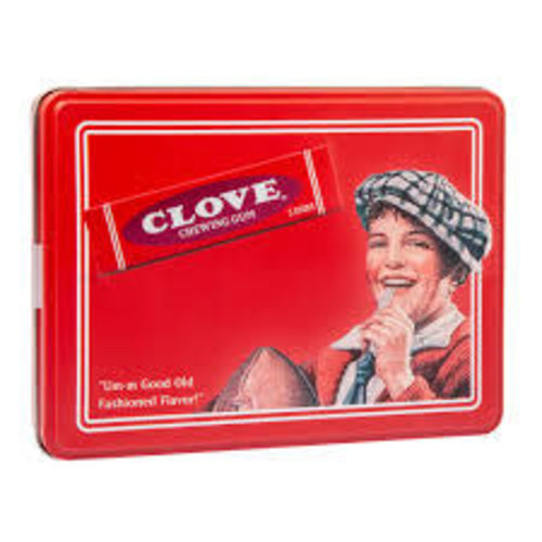 Beemans Clove Gum gift tin 10 packs