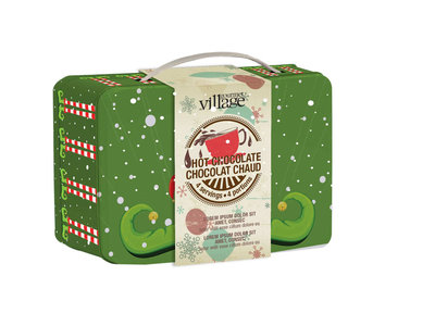 GDV Hot Chocolate Lunchbox Elf