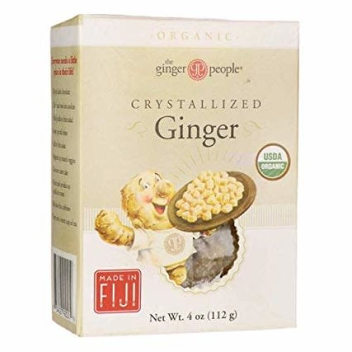 Ginger People Ginger People Organic Crystallized Ginger 4 oz box
