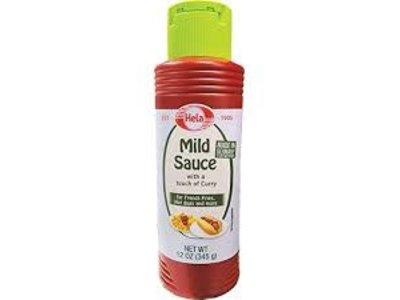 Hela Hela Mild Curry Sauce 12oz 6/cs