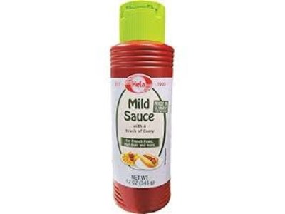Hela Hela Mild Curry Sauce 12oz
