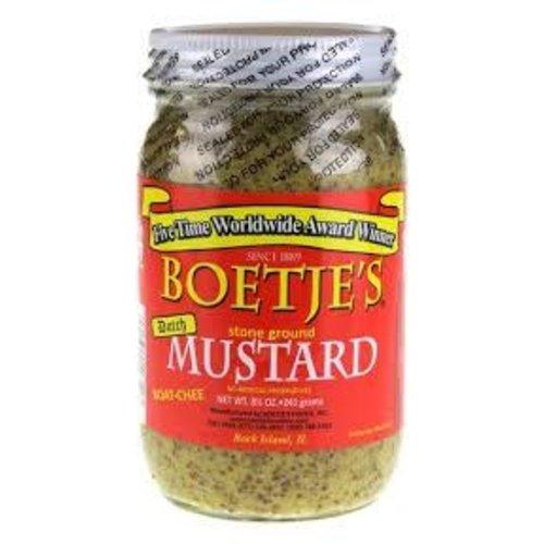 Boetjes Boetjes Mustard 8.5 Oz
