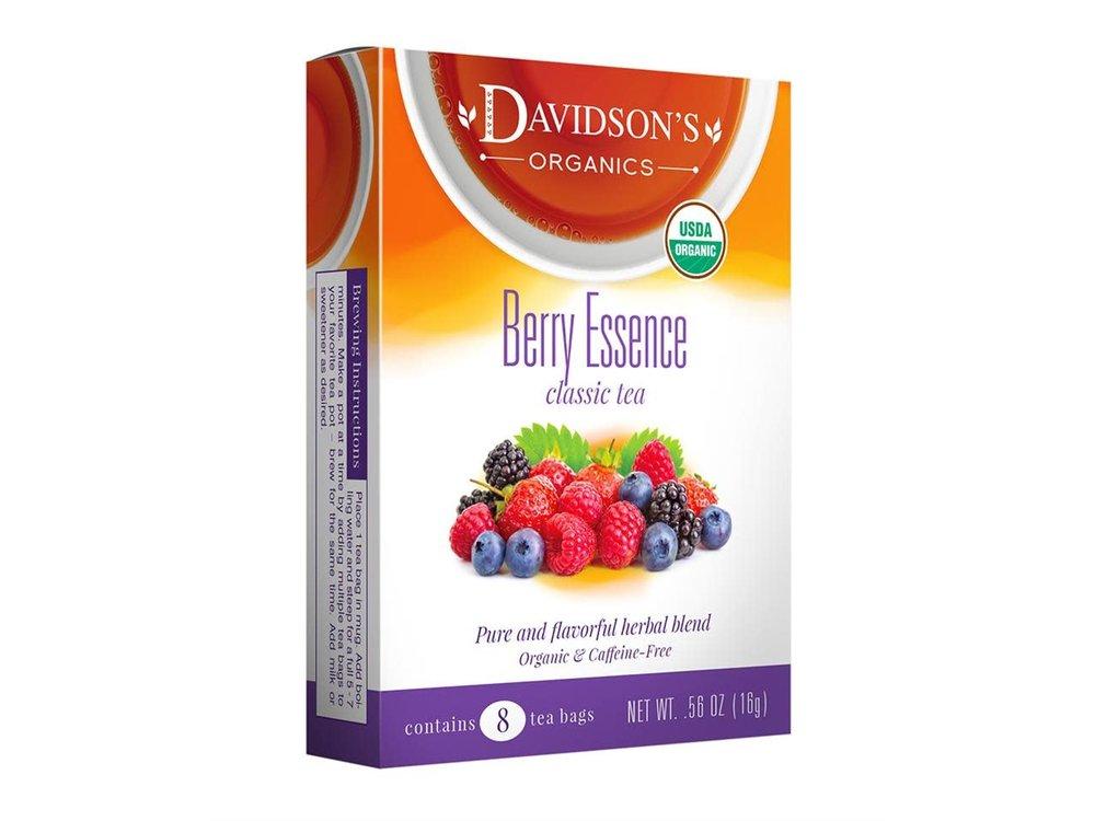 Davidsons Davidsons Berry Essence Classic Tea 8ct box